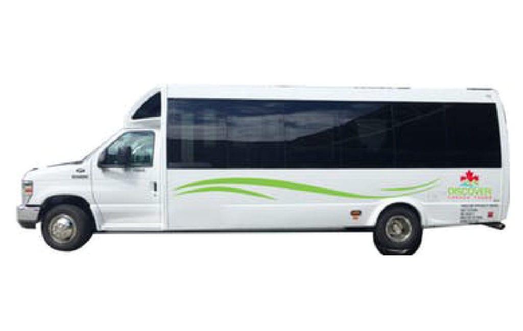 Vancouver Bus Charters - D7