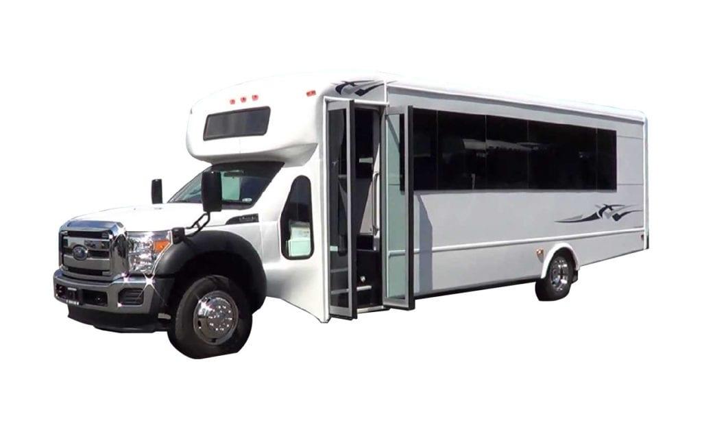 Vancouver Bus Charters - D12